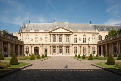 Pierre-Alexis Delamair, 'Hôtel de Soubise', Begun 1704