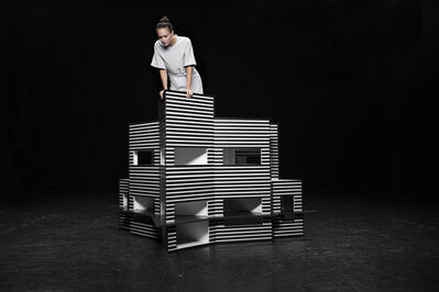 Jasmina Cibic, 'The Pavilion', 2015