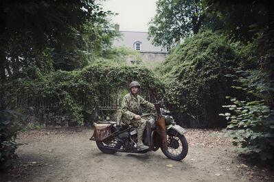 Mikel Bastida, 'Montsurs (France) – Harley-Davidson WLA 'Liberator', 1944. '