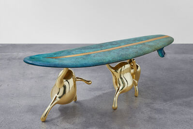 Zhipeng Tan, 'Surf', 2020