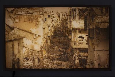 Daniel Nave, 'Alepo nunca mais (Allepo never again)', 2019