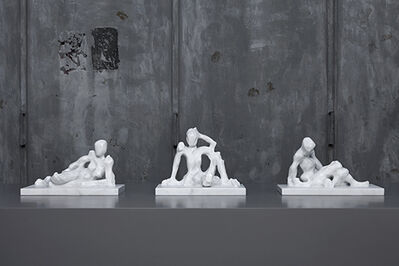 Kevin Francis Gray, 'Nudes Maquette (AP)', 2017