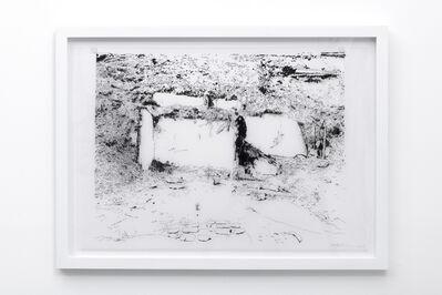 Francesca Gabbiani, 'Lookout (drawing)', 2016-2017
