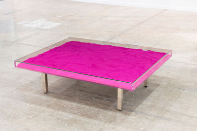 Yves Klein, 'Table Monopink™', 1961/1963