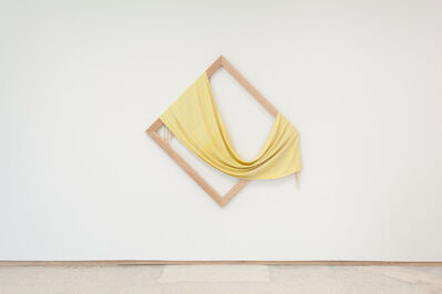 Frances Trombly, 'Weaving (Weld, All This Time)', 2020