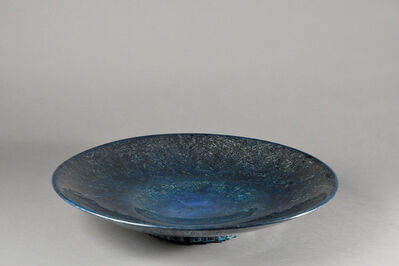 Tommy Zen, 'Grey-Blue bowl bo-2018-09-09-05', 2019