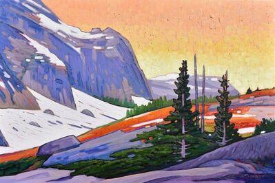 Nicholas Bott, 'Spring - Hudson Bay Mountain', 2019