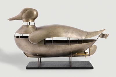 François-Xavier Lalanne, 'Metaphore (canard bateau) de Francois', 2002