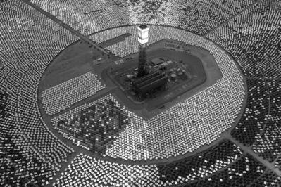 Jamey Stillings, 'Evolution of Ivanpah Solar, #11590 September 5', 2013