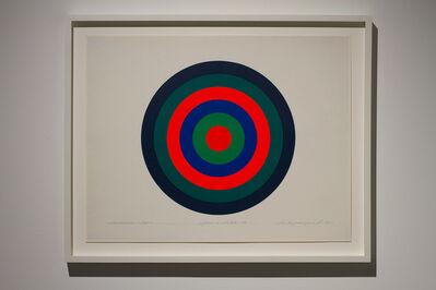 Claude Tousignant, 'Duo-60-60 1969', 1971