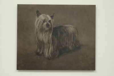 Mary Beyt, 'Untitled (Yorkshire Terrier)', 1991