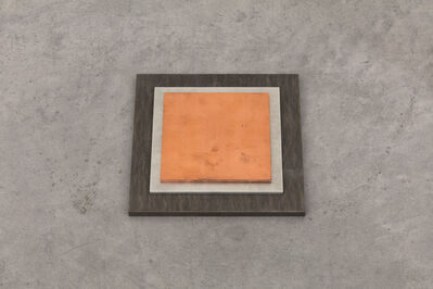 Carl Andre, 'CuAlStone Stacked', 2019