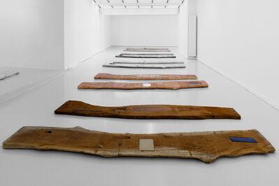 Lucy Skaer, 'Sticks & Stones I, II, III', 2013-2015