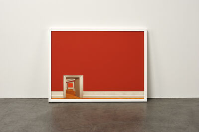 Walid Raad, 'Scratching on Things I could Disavow (Red)', 2010