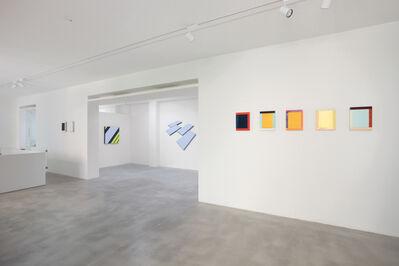 Imi Knoebel, 'der ZIRKEL exhibition', 2017