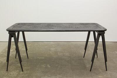 Lukas Geronimas, 'Custom Table (2)', 2015