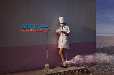 Almagul Menlibayeva, 'The Letter', 2014