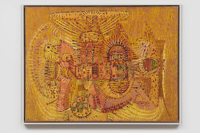Lee Mullican, 'Section Implanted', 1948