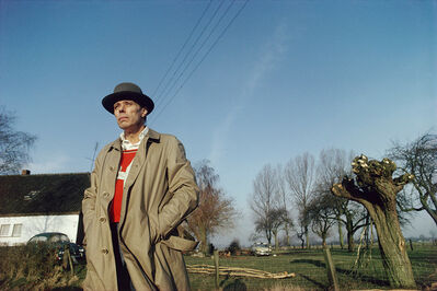 Gerd Ludwig, '#5 - Joseph Beuys in Mehr at the Dassendonkshof owned by the van Heukelum family', 1978