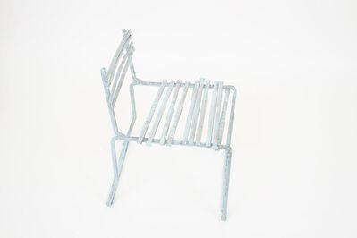 Jean-Pascal Flavien, ''Broken hideous executing' Chair', 2019
