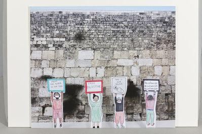 Sara Zielinski, 'Until All the Walls Come Down (Free Palestine)', 2021