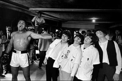 Chris Smith, 'Ali Versus The Beatles', 1964