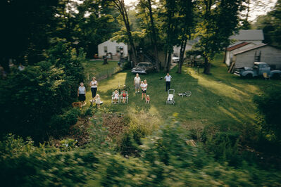 Paul Fusco, 'Untitled from RFK Funeral Train'