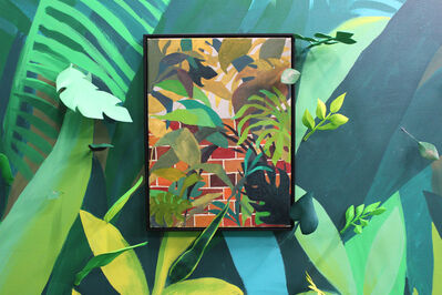 Adrienne Elise Tarver, 'Secrets of Leaves', 2017