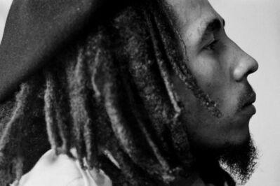 David Burnett, 'Bob Marley at home (Tuff Gong) in Kingston, Jamaica', 1976