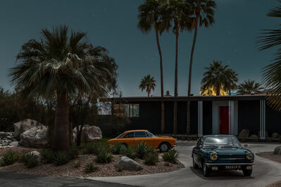 Tom Blachford, 'Bertone on Cielo - Midnight Modern', 2020
