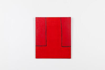 Tetsuo Mizu, 'akaijuji (red cross)', 2015