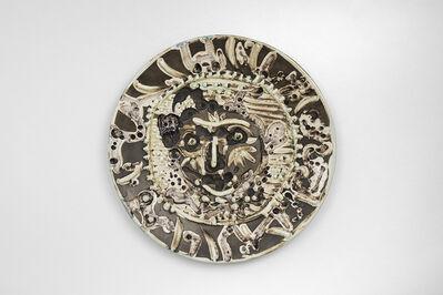 Pablo Picasso, 'Tormented Faun's Face (Visage de faune tourmenté)', 1956