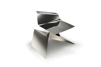 Philip Michael Wolfson, 'Origami Chair', 2011