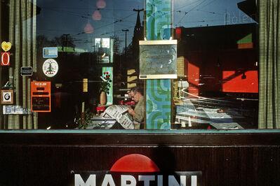 Harry Gruyaert, 'Belgium, Brussels. Place Flagey', 1981