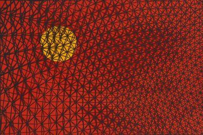 Francesca Gabbiani, 'Grid (Sunrise - Utopia)', 2012