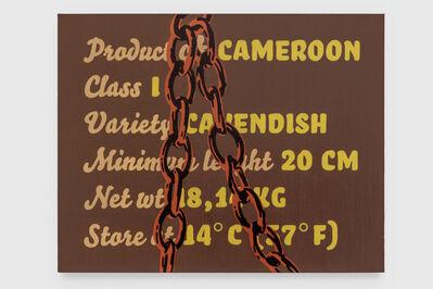 Jebila Okongwu, 'Product of Cameroon (study)', 2019