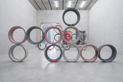 Nicolas Lobo, 'Installation view: The Leisure Pit', 2015
