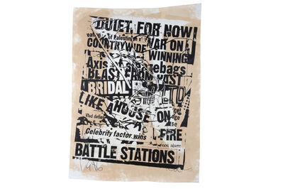 Faile (Collective), 'Quiet For Now', 2007