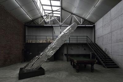 Zhang Wang, '45 Degrees', 2013