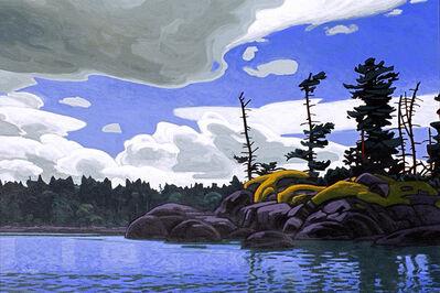 Clayton Anderson, 'Island Passage', 2020
