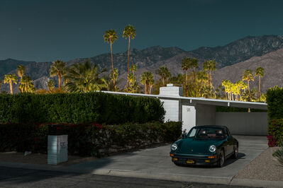Tom Blachford, '505 Beverly Hills - Midnight Modern', 2020