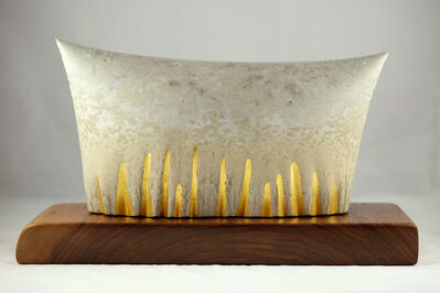Alexis Arnold, 'Concretion with Gold Stalagmites', 2015