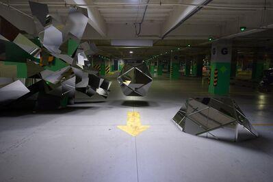 Jorge Luis Linares, 'Basement 01', 2017