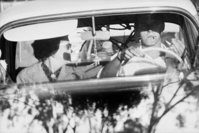 David Goldblatt, 'While in traffic: Johannesburg, 1967', 1967