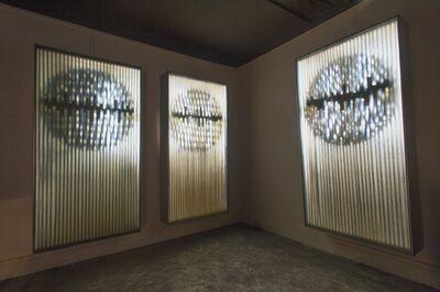 Nino Calos, 'Mobile Lumineux N° 245', 1969
