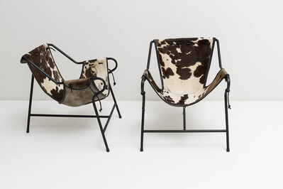 Lina Bo Bardi, 'Cadeira tripé de ferro [Tripod chair]', 1948-1989