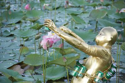 IP Wai Lung, 'Qingdao Lotus Pond', 2018