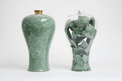 Bouke de Vries, 'Memory vessel:pair 4', 2015