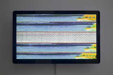 Beryl Korot, 'Yellow Water Taxi', 2003