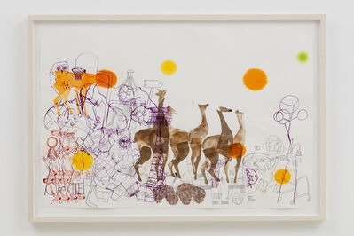 Brian Jungen, 'Future Llamas', 2020
